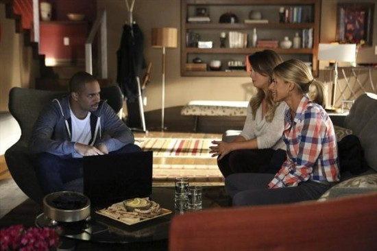 Happy Endings Season 3 Episode 11 The Ex Factor (1)