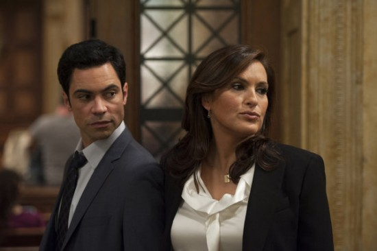 Law & Order SVU Season 14 Episode 11 Criminal Hatred (2)