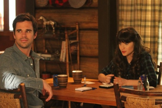 New Girl Season 2 Episode 12 Cabin (2)