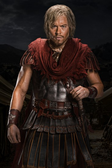Spartacus War Of The Damned (Season 3) Cast Photos (10)