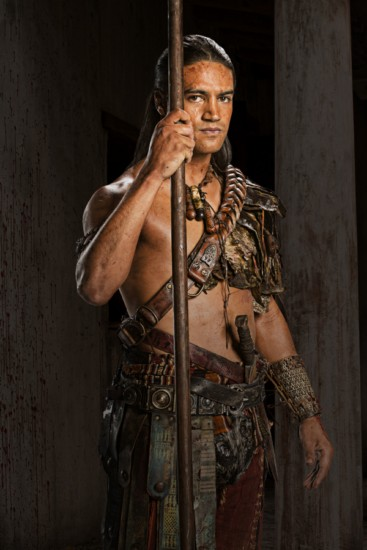 Spartacus War Of The Damned (Season 3) Cast Photos (2)