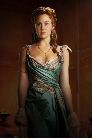 Spartacus War Of The Damned (Season 3) Cast Photos (5)