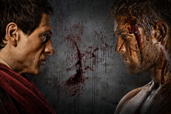 Spartacus War Of The Damned (Season 3) Cast Photos (9)