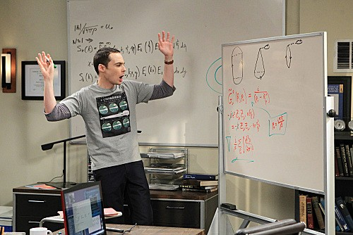 The Big Bang Theory The CooperKripke Inversion Season 6 Episode 14
