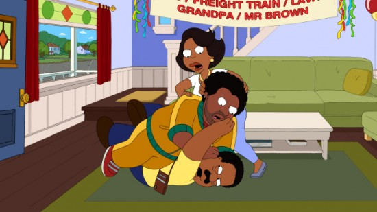 The Cleveland Show Season 4 Episode 7 Hustle 'N' Bros