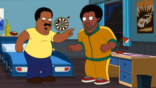The Cleveland Show Season 4 Episode 7 Hustle 'N' Bros (4)