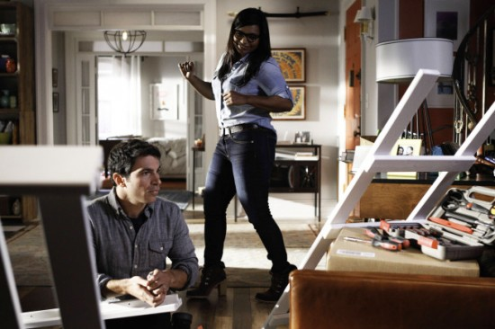 The Mindy Project Episode 11 Bunk Bed (2)