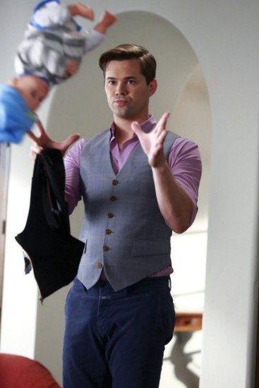 Andrew Rannells The New Normal The New Normal Episode 16