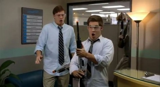 Workaholics Season 4 Episode 3  alice quits