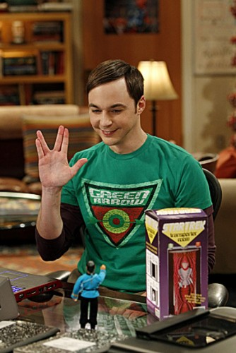 Sheldon - The Big Bang Theory