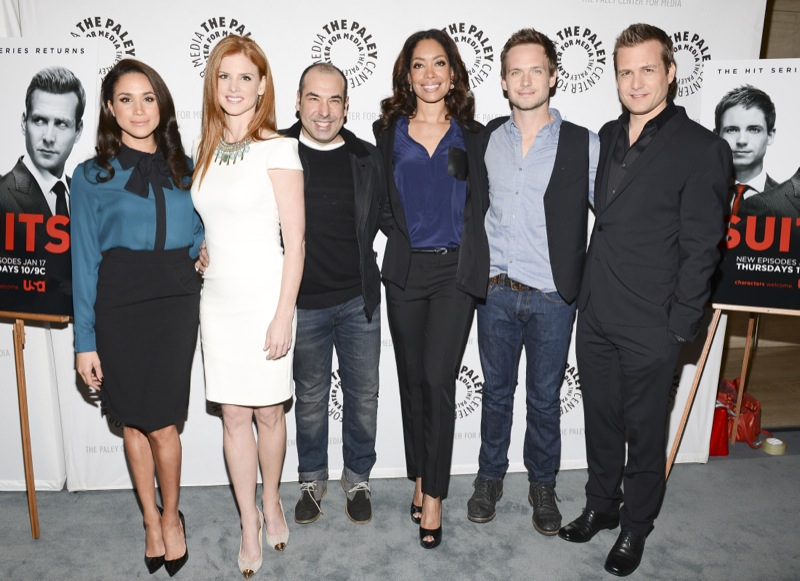 suits interviews the cast discusses rest of season 2