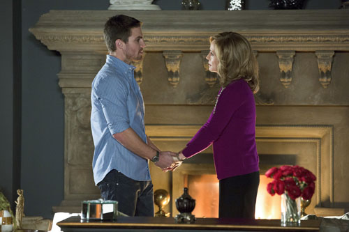 Arrow Episode 13 Betrayal (12)
