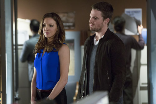 Arrow Episode 13 Betrayal (8)