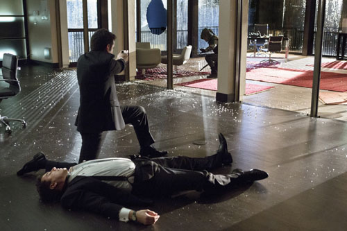 Arrow Episode 16 Dead to Rights (2)