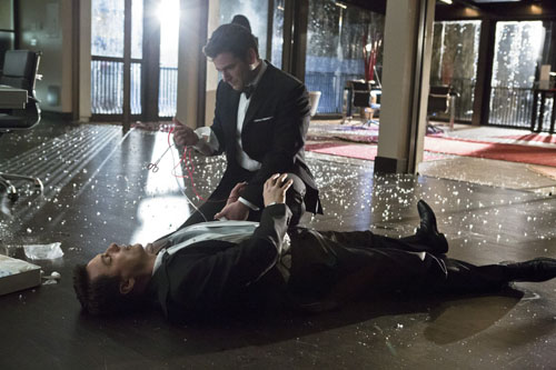 Arrow Episode 16 Dead to Rights (12)