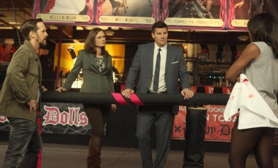 Bones Season 8 Episode 14 The Doll in the Derby