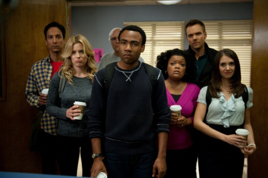 Community Season 4 Episode 4 Alternative History of the German Invasion (2)