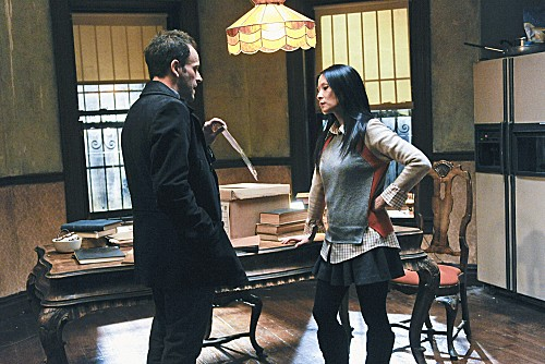 Sherlock and Joan - Elementary