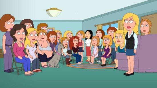 Family Guy Season 11 Episode 13 Valentine's Day in Quahog (7)