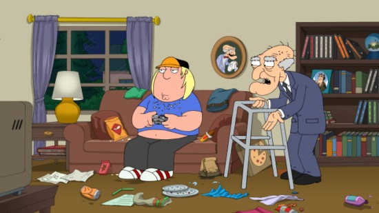 Family Guy Season 11 Episode 14 Chris Cross