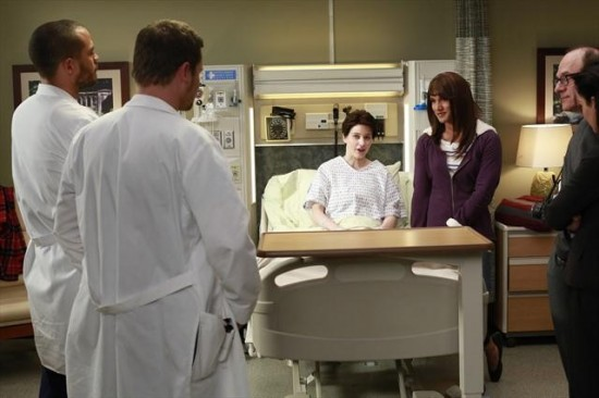 Grey's Anatomy Season 9 Episode 14 The Face of Change (5)