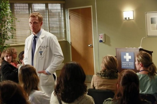Grey's Anatomy Season 9 Episode 15 Hard Bargain (2)