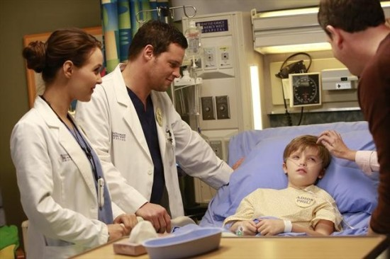 Grey's Anatomy Season 9 Episode 16 This Is Why We Fight (15)