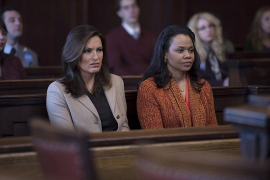 Law & Order SVU Season 14 Episode 12 Monster's Legacy