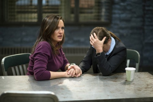 Law & Order SVU Season 14 Episode 13 Secrets Exhumed (5)
