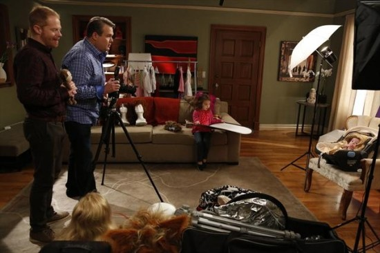 Modern Family Season 4 Episode 16 Bad Hair Day (6)