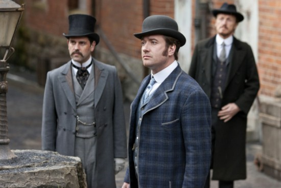 Ripper Street (BBC America) Episode 3 The King Came Calling (2)