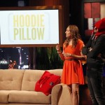 REBECCA RESCATE, CHRIS HINDLEY (HOODIE PILLOW)