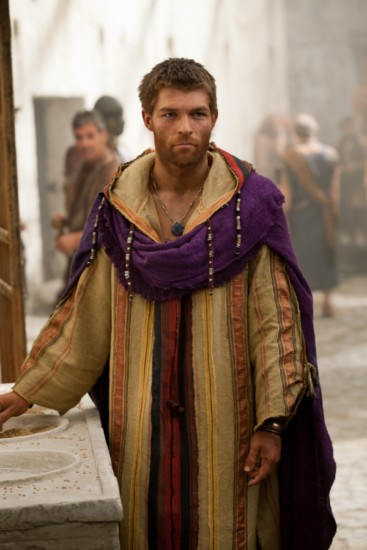 Spartacus War Of The Damned Episode 2 (Season 3 Episode 2) Wolves at the Gate (4)