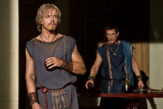 Spartacus War Of The Damned Episode 2 (Season 3 Episode 2) Wolves at the Gate (5)