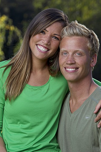The Amazing Race 2013 Season 22 Contestants (2)