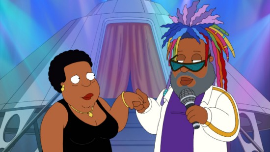 The Cleveland Show Season 4 Episode 9 Here Comes the Bribe (2)