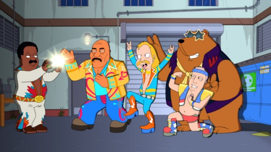 The Cleveland Show Season 4 Episode 9 Here Comes the Bribe (3)