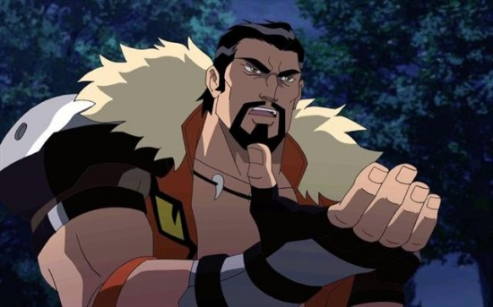 Ultimate spider-man Kraven the Hunter (2)