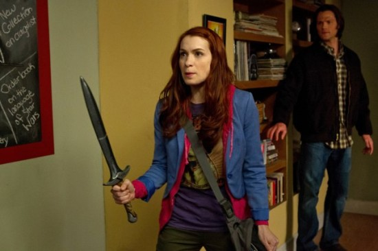 Felicia Day - Supernatural