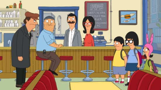 Bob's Burgers Season 3 Episode 14 O.T. The Outside Toilet (6)