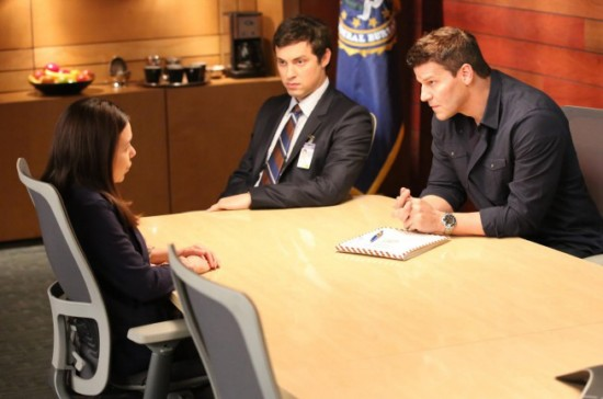 Bones Season 8 Episode 19 The Doom in the Gloom