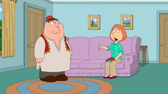Family Guy Season 11 Episode 16 Turban Cowboy (4)