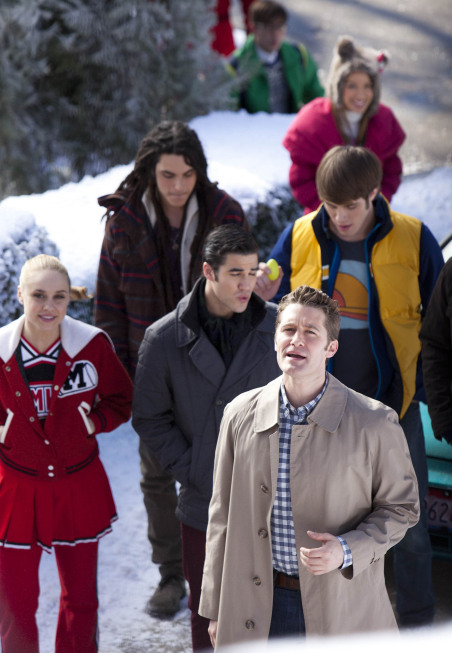 Glee Season 4 Episode 15 Girls (And Boys) On Film (3)
