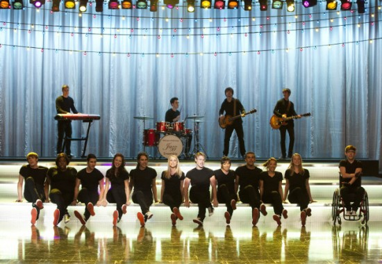 Glee Season 4 Episode 15 Girls (And Boys) On Film (5)