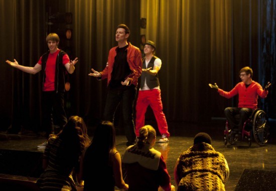 Glee Season 4 Episode 16 Feud (2)