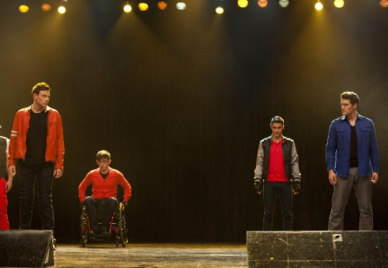 Glee Season 4 Episode 16 Feud (4)