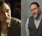 Jimmy Smits and Donal Logue