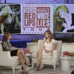 KATIE COURIC, CONNIE BRITTON