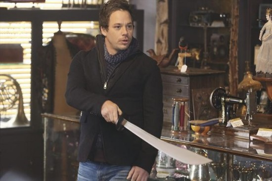 "Once Upon a Time Season 2 Episode 16 ""The Miller's Daughter"" (4)"