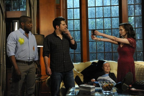 Psych Season 7 Episode 5 100 Clues (5)